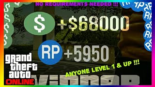 *SUPER EASY* GTA 5 Online Unlimited Money & Rp Glitch | GTA 5 Online Money Glitch 1.46 [GTA V Money]