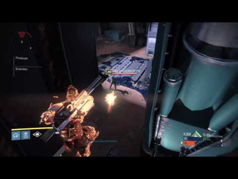 Destiny:  Raging on Hacker
