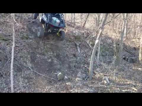 How NOT to drive a rzr 1000 xp