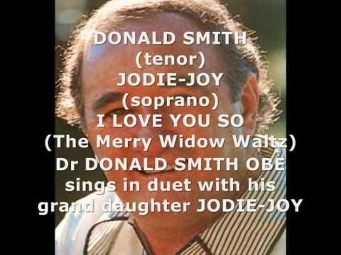 Donald Smith  Robin Donald & Jodie-Joy - Three Generations of Singers