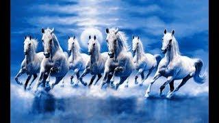 क्यों और कहां लगाएं 7 दौड़ते घोड़ो की तस्वीर | Effect of 7 Running Horses Vastu Shastra