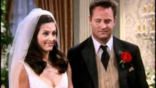 """Courteney Cox and Matthew Perry """"The One After 'I Do'"""" Deleted Scene"""