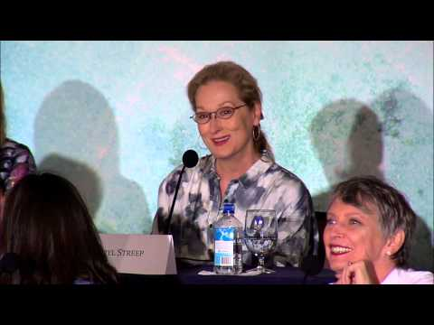The Giver: Full New York Press Conference - Meryl Streep, Taylor Swift, Jeff Bridges