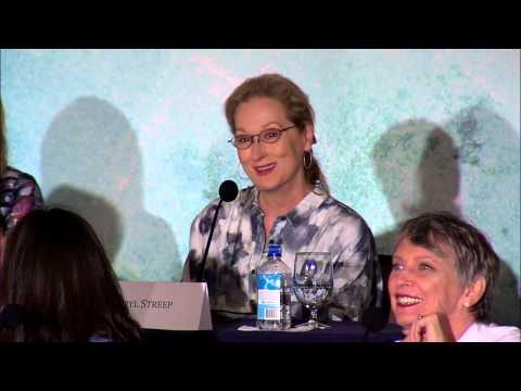 The Giver: Full New York Press Conference - Meryl Streep, Taylor Swift, Jeff Bridges
