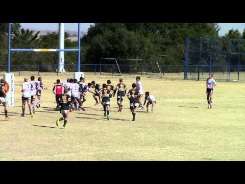 Mambas vs Fochville League Round 2 HighLights