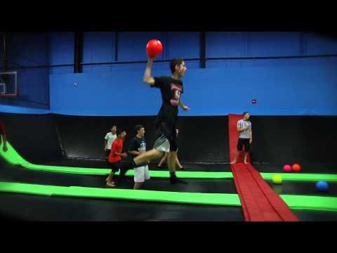 Bounce! Trampoline Sports!