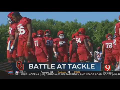 OU Football Update As The Sooners Continue Fall Camp