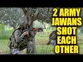 Army jawans opened fire at each other in Bihar, killing one another   Oneindia News