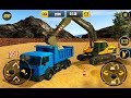 Heavy Excavator Crane: Construction City Truck 3D (By Game Town Studio) Android Gameplay HD
