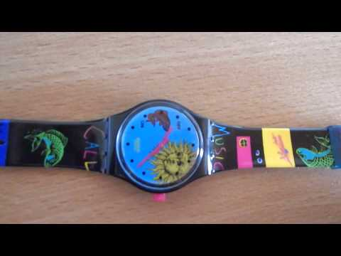 Montre SWATCH Musicall