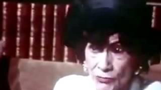 Коко Шанель, интервью французскому телевидению1969 г.
