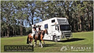 Sport Horse Films Australia - EQUINE PRODUCT VIDEO | Rivenlee Evolution Series
