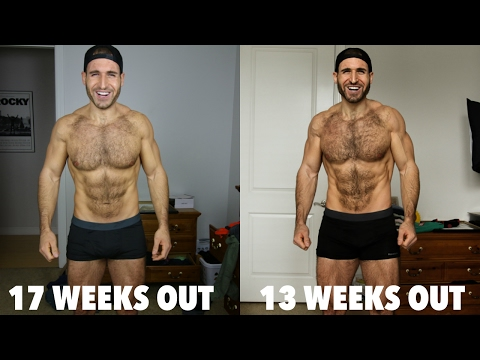 That SHREDDED Life Ep. 14 | Bodybuilding Posing and Physique Update - 13 Weeks Out