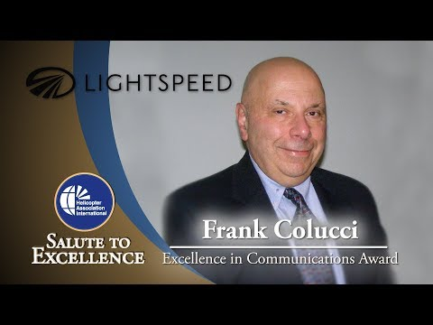 2018 Lightspeed Aviation Excellence In Communications Award