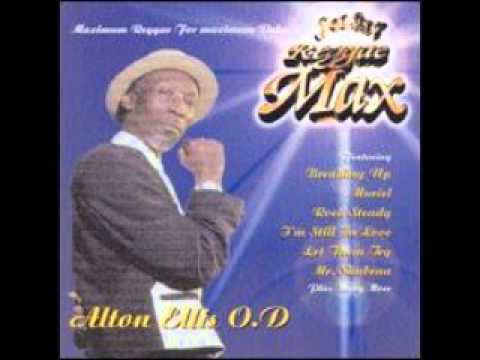Alton Ellis - Jet star reggae max (full album)