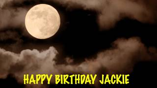 Jackie - Moons - Happy Birthday