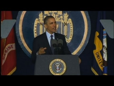 Obama says sexual assault harms trust in military
