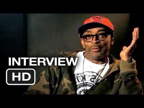 Oldboy Interview - Spike Lee on Samuel L. Jackson (2013) - Josh Brolin, Samuel L. Jackson Movie HD