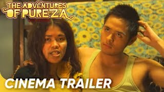 The Adventures of Pureza, Queen Of The Riles (cinema trailer)
