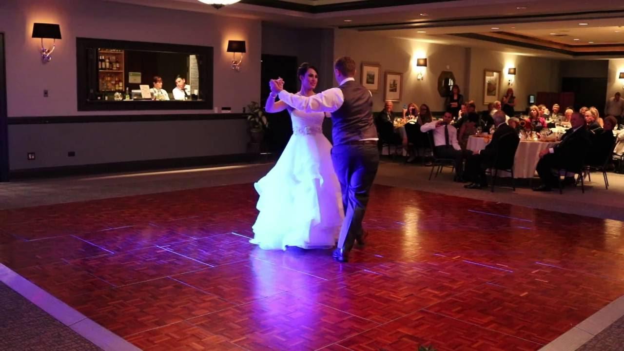First Dance Jenn And Omers Wedding Waltz