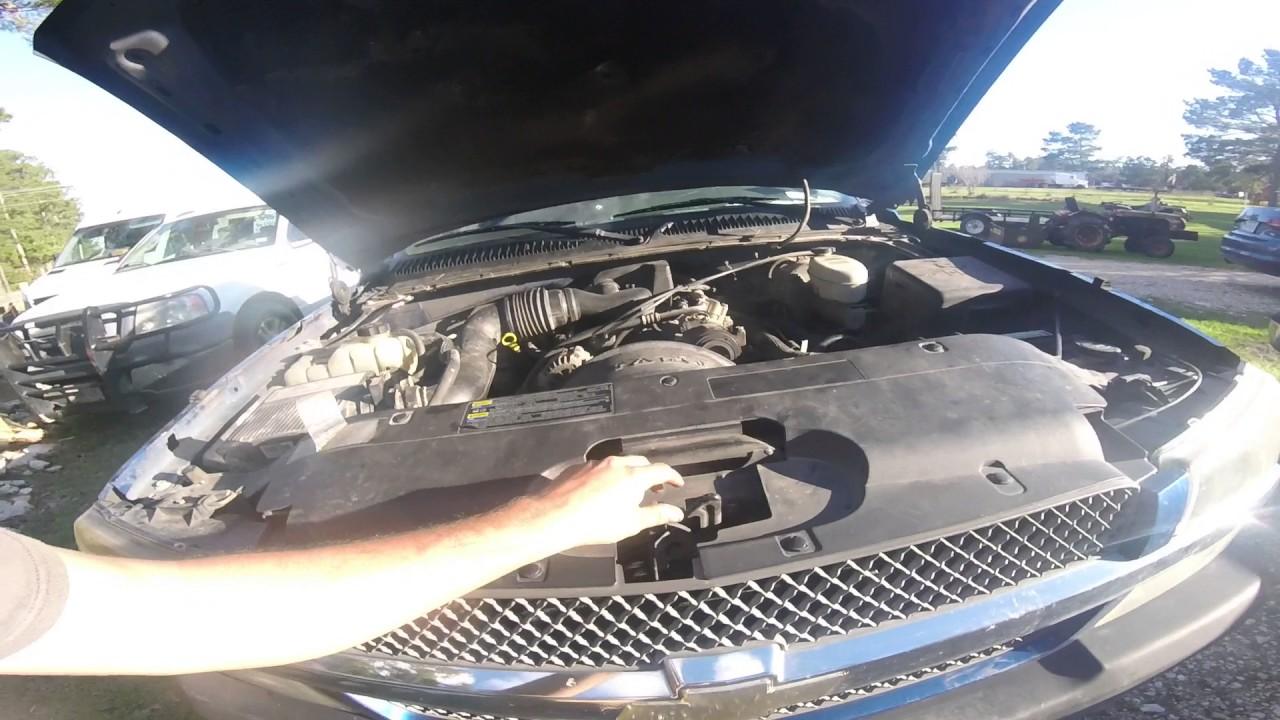 2004 Chevrolet Silverado 43 V6 No Start Fix Youtube Chevy 4 3 Crate Engine