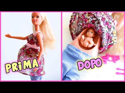 Unboxing bambola aspetta