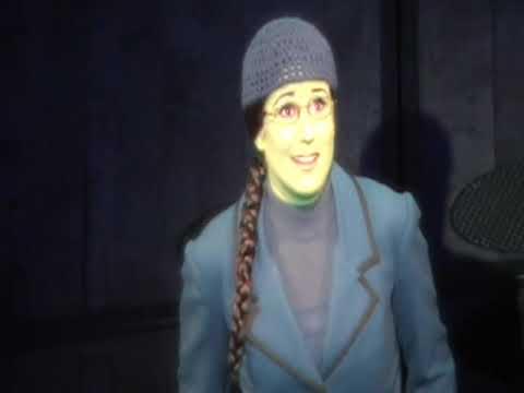 The Wizard And I(Broadway) - Stephanie J. Block