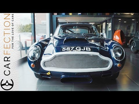 Did We Find The Coolest Car Dealership In London? - Carfection