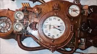 Steampunk часы EBUNDEY инженера Гарина.
