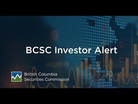 BCSC Investor Alert: 'WoToken Wallet' and 'Cloud Wallet' crypto-asset Apps