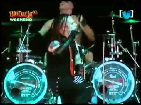 Murderdolls - live at big day out 2003