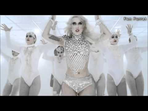 Lady Gaga - Bad Romance 'Skrillex Remix' (Fun Furret Video Edit)