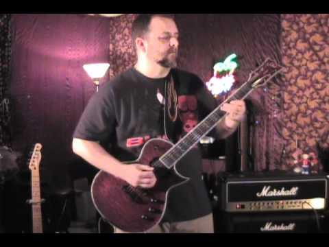 Def Leppard - Getcha Rocks Off! - Guitar Cover