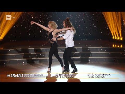 Sfida finale: l'esibizione di Giaro Giarratana e Lucrezia Lando - Ballando con le Stelle 19/05/2018