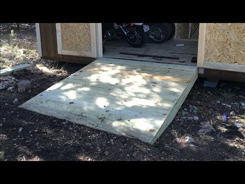 building-shed-ramps