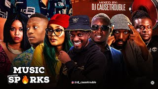 🔥Pure SL Vibe Mix Vol. 1 🎧 by Dj CauseTrouble | Sierra Leone Music 2020 🇸🇱 & More | Music Sparks