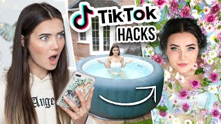 TESTING VIRAL TIKTOK PHOTOGRAPHY HACKS...DO THEY ACTUALLY WORK!?