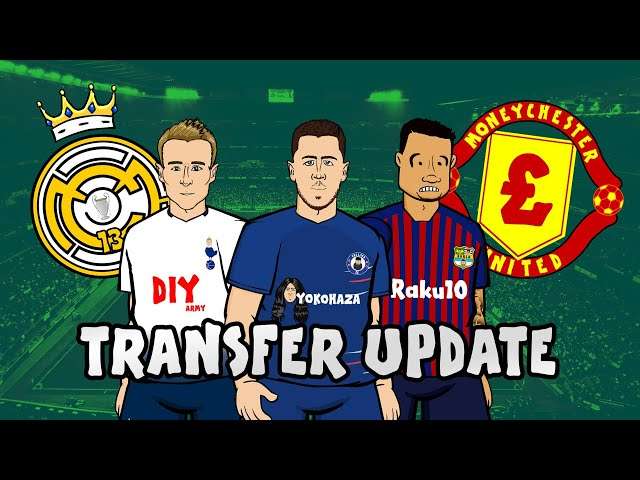 442oons Transfer Special ► Man United want Coutinho! + more jokes!