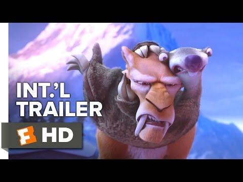 Ice Age: Collision Course Official International Trailer #1 (2016) - Ray Romano Animated Movie HD