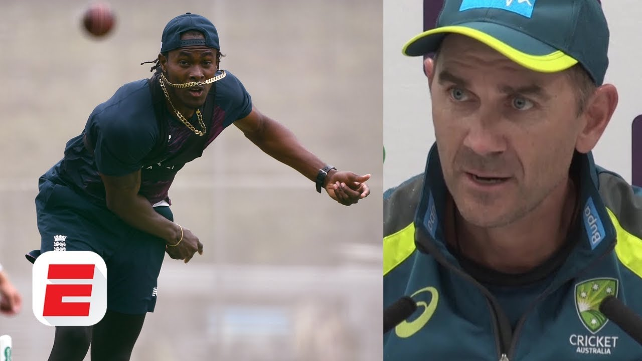 How Australia will deal with England's Jofra Archer   The Ashes 2019