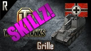 ► World of Tanks: Skillz - Learn from the best! Grille #4