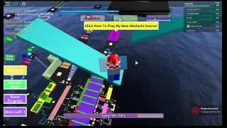 Lets Play ROBLOX Part 6 Mega Fun Obby 274-336
