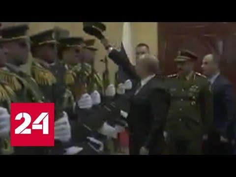 Арабы восхищены Путиным,