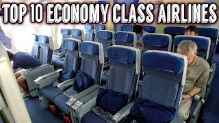 Top 10 Airlines - Top 10 Economy Class Airlines Worldwide in 2018