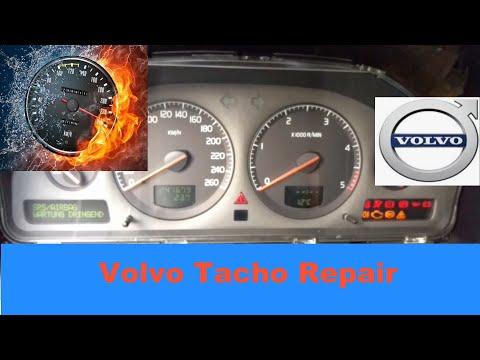 Volvo Tacho Kombiinstrument Reparatur Volvo Cluster Dashboard Repair