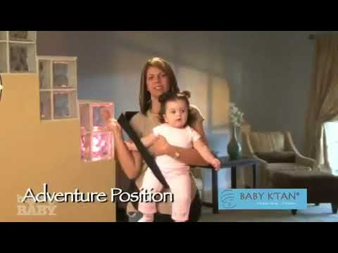 Adventure Position W Ktan Baby Carrier At Buybuy Baby