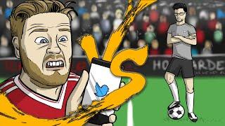 FIFA 16: Nogla vs Terroriser (The Twitter Challenge)