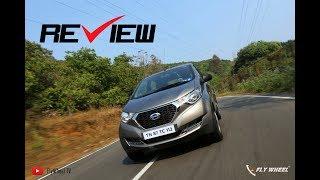 Datsun redi-GO Smart Drive Auto | Flywheel Review