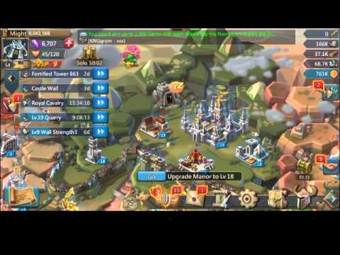 Lords Mobile: How To Protect Your Troops And Resources Without A Shield