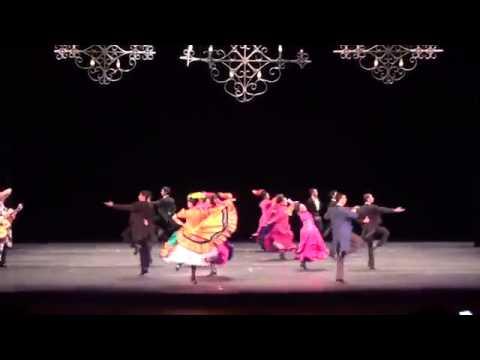Ballet Amalia Hernandez polka jesusita